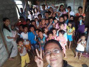 Pelayanan Sekolah Minggu Desa Laimandar