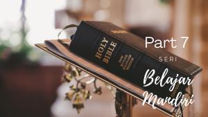TRINITAS DAN KRISTOLOGI  7  HUBUNGAN ALLAH BAPA DAN ALLAH ANAK