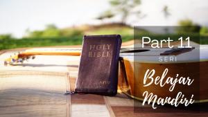 TRINITAS DAN KRISTOLOGI  11  AJARAN-AJARAN SESAT TENTANG YESUS