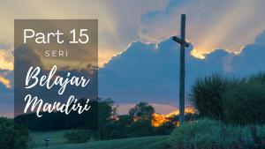 TRINITAS DAN KRISTOLOGI  15  PRA-EKSISTENSI YESUS